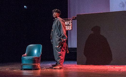 proyecto autores en escena de Kachumbambe Teatro