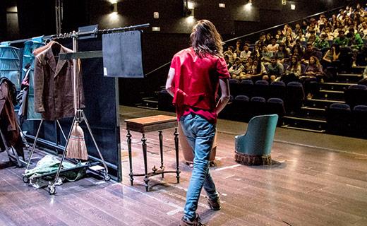 proyecto seminarios de Kachumbambe Teatro