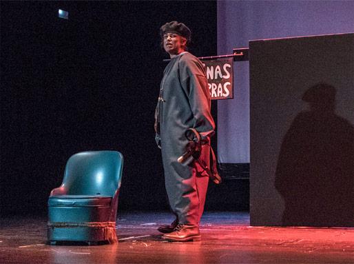 autores en escena es uno de los proyectos de kachumbambé teatro