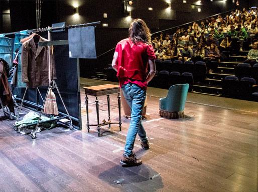 seminarios es uno de los proyectos de kachumbambé teatro