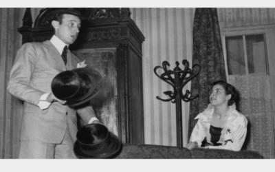 EMISIÓN : Recopilación Segunda de Teatro grabado (Miguel Mihura, Lope de Vega y Azorín)