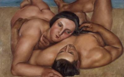 «El hombre deshabitado» de Rafael Alberti.