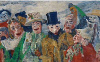 El esperpento y el compromiso social en Luces de bohemia.