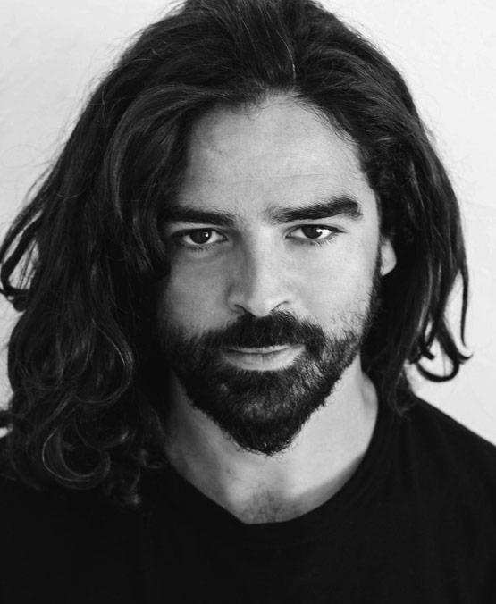 Alfonso Bergara actor de Kachumbambe Teatro
